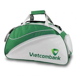 Mẫu túi xách dùng cho hoạt động quảng cáo cho ngân hàng