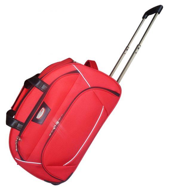 túi trống cần kéo màu đỏ