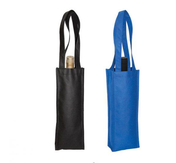 Túi vải không dệt dùng đựng chai rượu
